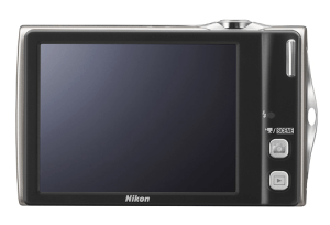 Nikon CoolPix S4000 Manual - camera back side
