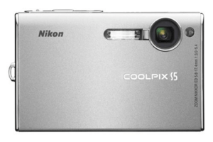 Nikon CoolPix S5 Manual - camera look