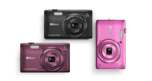 Nikon CoolPix S5300 Manual - camera variant