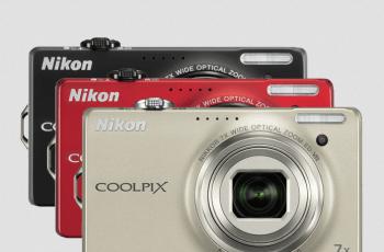Nikon CoolPix S6000 Manual - camera variant