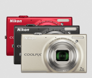 Nikon CoolPix S6100 Manual User Guide and Specification