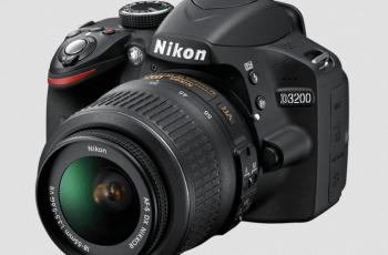 Nikon D3200 Manual, a Manual of friendly DSLR Camera for Everyone