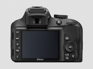 Nikon D3300 Manual-camera backside