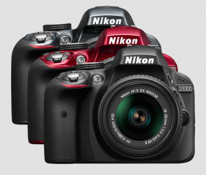 Nikon D3300 Manual-camera variant