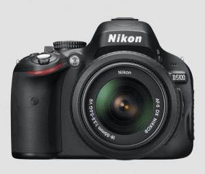 Nikon D5100 Manual Manual (camera front side)