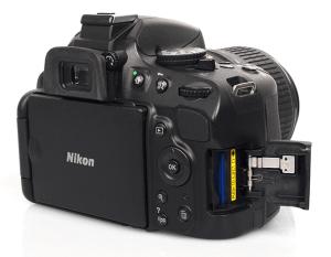 Nikon D5100 Manual Manual of Nikon's Friendly Compact Camera for Pro-DSLR