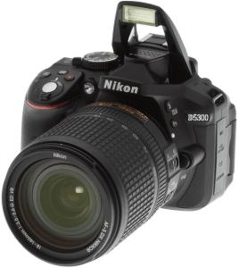 Nikon D5300 Manual, Manual of an Advanced and Beginner's Snapper