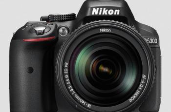 Nikon D5300 Manual (camera body)