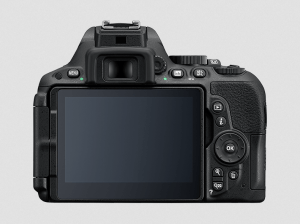 Nikon D5500 Manual (Camera Back Side)