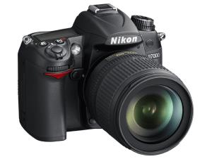 Nikon D7000 Manual (camera body with lens)