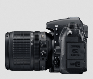 Nikon D7000 Manual (camera side)