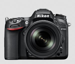 Nikon D7100 Manual (Camera Front Side)