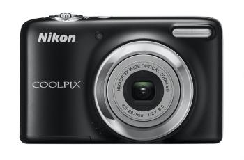 Nikon L25 Manual - camera front side