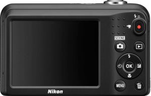 Nikon L29 Manual - camera backside
