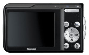 Nikon S210 Manual - Camera Backside