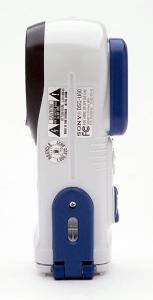 Sony DSC-U60 Manual - Camera side