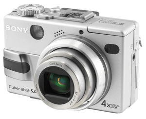 Sony DSC-V1 Manual User Guide and Detail Review