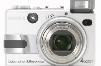 Sony DSC-V1 Manual- camera front body