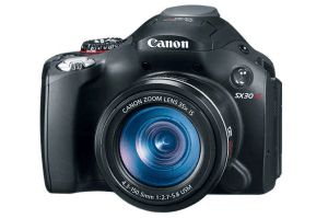 Canon PowerShot SX30 IS Manual User Guide and Specification
