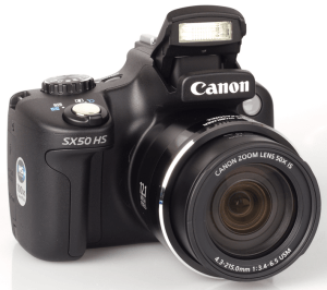 Canon PowerShot SX50 HS Manual User Guide and Specification