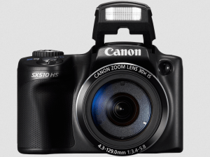 Canon PowerShot SX510 HS Manual User Guide and Specification