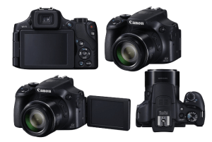 Canon PowerShot SX60 HS Manual-camera sides