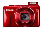 Canon PowerShot SX600 HS Manual - camera front face