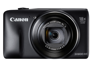 Canon PowerShot SX600 HS Manual for Canon Super-Zoom Compact