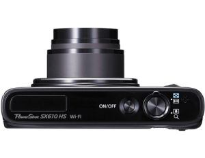 Canon PowerShot SX610 HS Manual - camera sides