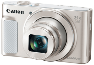 Canon PowerShot SX620 HS Manual-camera front face