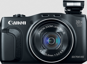 Canon PowerShot SX700 HS Manual User Guide and Specification