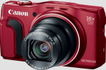 Canon PowerSahot SX700 HS Manual - red variant