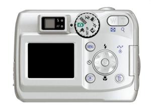 Nikon CoolPix 4100 Manual - camera back side