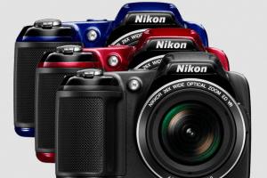 Nikon CoolPix L810 Manual - camera variants