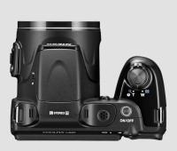 Nikon CoolPix L820 Manual - camera top side