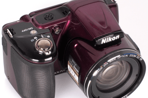 Nikon CoolPix L830 Manual - red variant