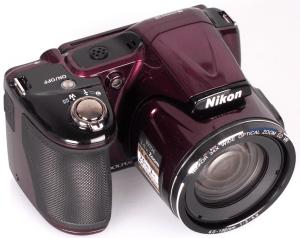 Nikon CoolPix L830 Manual - red variant
