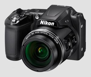 Nikon CoolPix L840 Manual - camera front face
