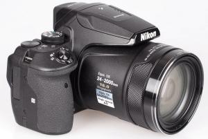 Nikon CoolPix P900 Manual - camera side