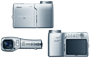 Nikon CoolPix S10 Manual - camera look