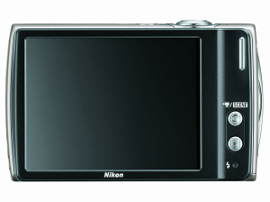 Nikon CoolPix S230 Manual - camera backside
