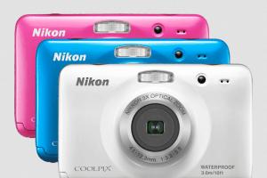 Nikon CoolPix S30 Manual for Nikon's Affordable Waterproof Camera