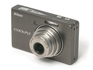 Nikon CoolPix S500 Manual for Nikon Silverish Compact