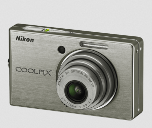Nikon CoolPix S510 Manual - camera front side
