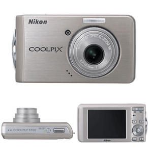 Nikon CoolPix S520 Manual - camera look