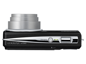 Nikon CoolPix S550 Manual - camera side