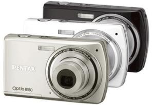 Pentax Optio E80 Manual - camera variant