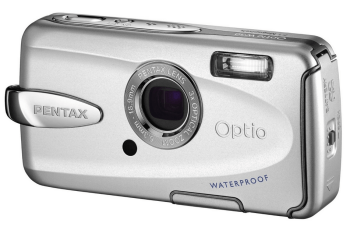 Pentax Optio W30 Manual User Guide and Detail Specification
