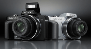 Sony Cyber-Shot DSC-H10 Manual - camera variants