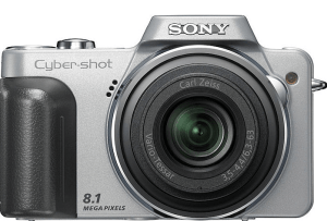 Sony Cyber-Shot DSC-H20 Manual User Guide and Detail Specification